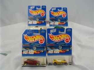 Hot Wheels 1999 Hot Rod Series  4