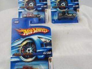 Hot Wheels 2005 Bone Shakers  3