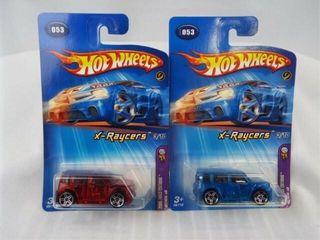 Hot Wheels 2004 X Raycers  2