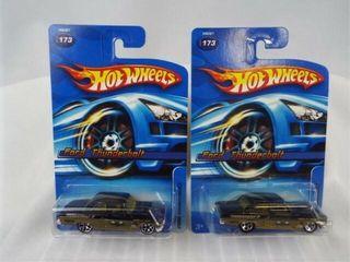 Hot Wheels 2005 Ford Thunderbolt  2