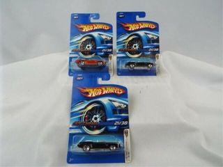Hot Wheels 2006 Camaro 1st Editions  3