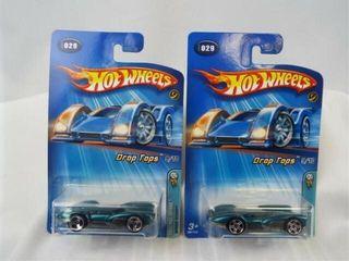 Hot Wheels 2004 Drop Tops  2