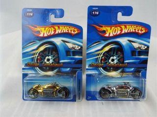 Hot Wheels 2005 Dodge Tomahawk  2