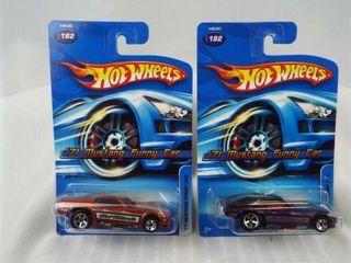 Hot Wheels 2005 Mustang Funny Car  2