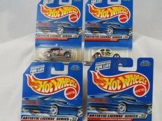 Hot Wheels 1997 Artistic license Series  4