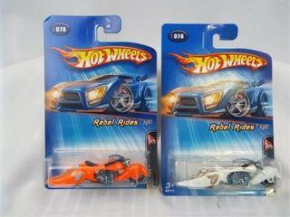 Hot Wheels 2004 Rebel Rides  2