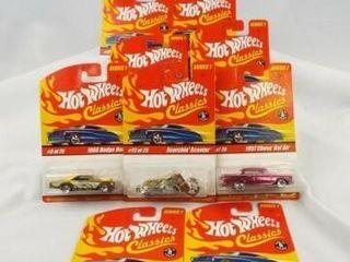Hot Wheels 2004 Classics  9