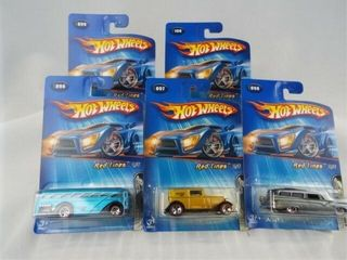 Hot Wheels 2004 Red lines Series  5
