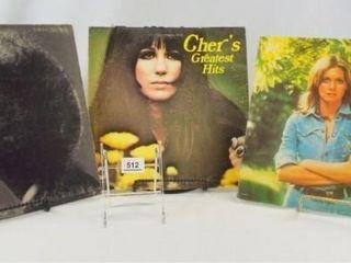 Records  Female Pop  3