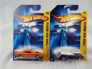 Hot Wheels 2006 New Models  2