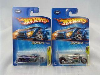 Hot Wheels 2004 Realistix  2
