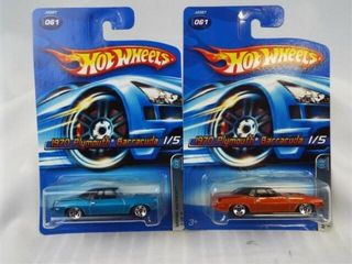 Hot Wheels 2005 Barracuda  2