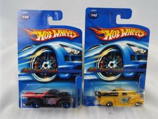 Hot Wheels 2006 Ford Truck  2