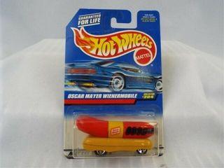 Hot Wheels 1997 Wienermobile