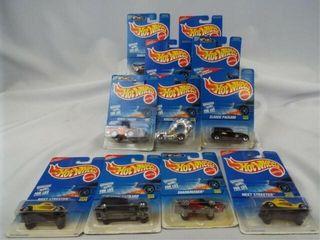 Hot Wheels 1996 in package  11