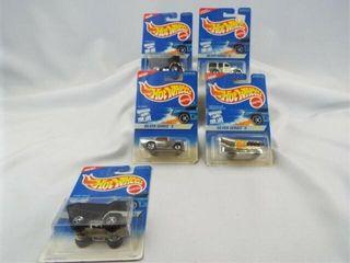 Hot Wheels 1995 Silver Series II   1 Set    5