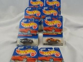 Hot Wheels 1997 Misc  Series Red Card  8