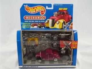 Hot Wheels 1998 Mechanix in package