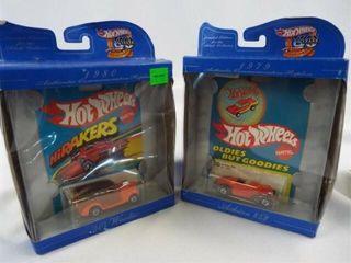 Hot Wheels 1997 Authentic Replicas  5