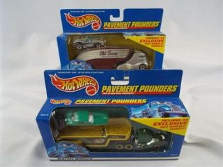 Hot Wheels Pavement Pounders  2
