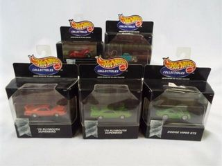 Hot Wheels Collectibles 1998  5