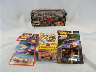 Hot Wheels Racing 4 Packages