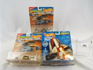 Hot Wheels Action Pack   Space Theme  3