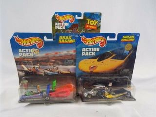 Hot Wheels Action Pack  3