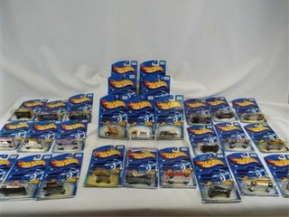 Hot Wheels 2000 in package  28