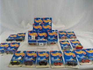 Hot Wheels 1995 in package  21