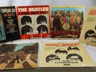 Records  Beatles  Beatles Music  6