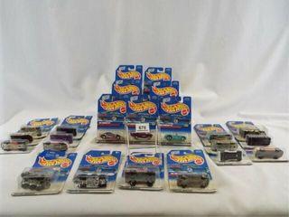Hot Wheels 1997 in package  23
