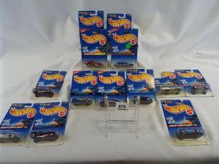 Hot Wheels 1996 in package  13