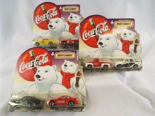 Matchbox Coca Cola 1999  3