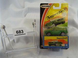 Matchbox Camaro Superfast 2004
