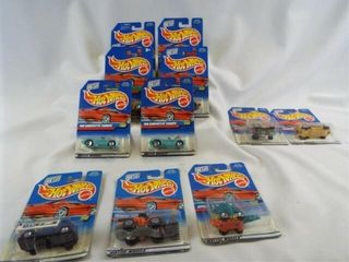 Hot Wheels 1997 Red Card  11  in package
