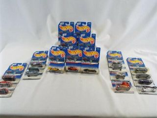 Hot Wheels 1998  First Editions  21
