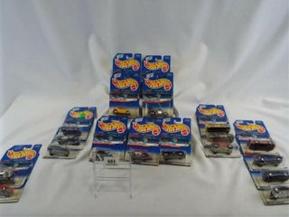 Hot Wheels 1998  First Editions  19