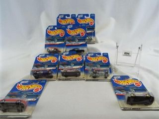 Hot Wheels 1998  First Editions  9
