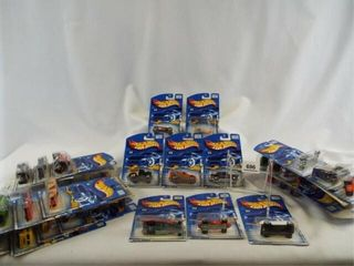 Hot Wheels 2001 First Edition Complete