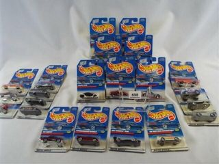 Hot Wheels 1997 in package  22