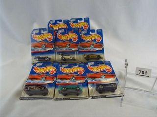 Hot Wheels 1997  First Editions  8