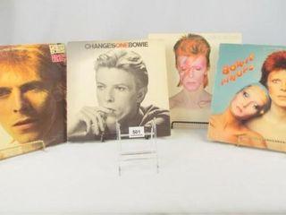 Record Albums  David Bowie  4