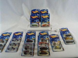 Hot Wheels 2000 in package  23