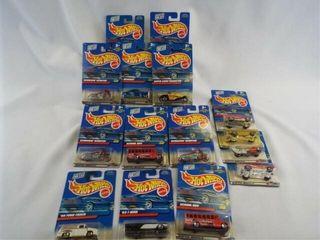 Hot Wheels 1999 in package  15