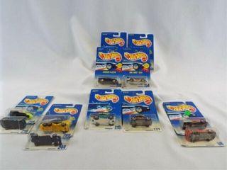 Hot Wheels 1991 in package  12