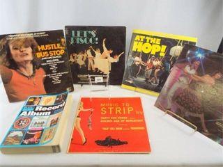 Records  Dance  5  Album Price Guide