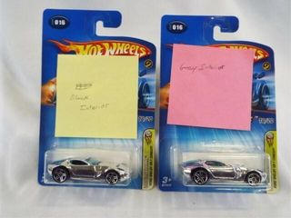 Hot Wheels 2004 Ford Shelby  2