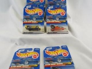 Hot Wheels 1997  Flying Ace Series  6