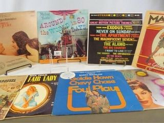 Records  Soundtracks  8